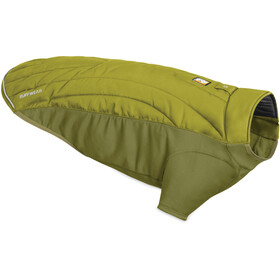 Ruffwear Powder Hound Jacket forest green